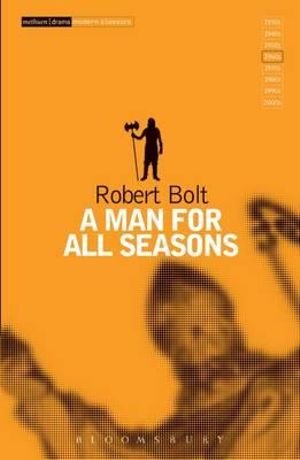 Cover of A Man For All Seasons