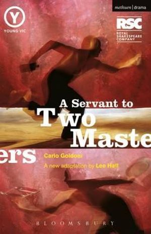 Cover of A servant to two masters