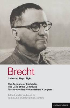 Cover of Brecht Plays 8
