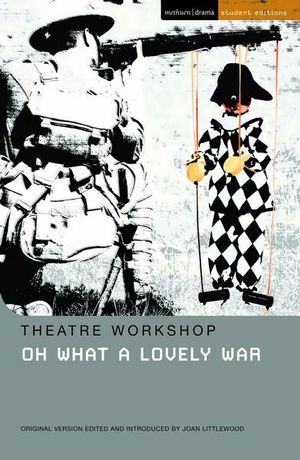 Cover of Oh what a lovely war