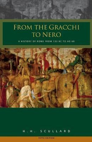 Cover of From the Gracchi to Nero