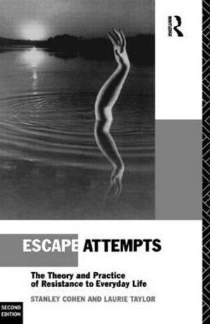 Cover of Escape Attempts