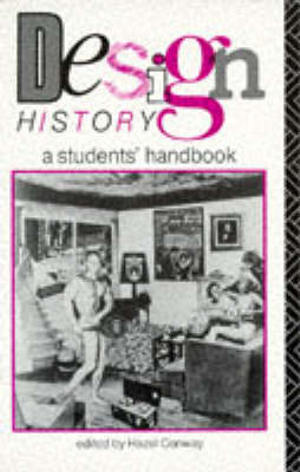 Cover of Design History
