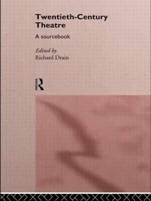 Cover of Twentieth-century Theatre