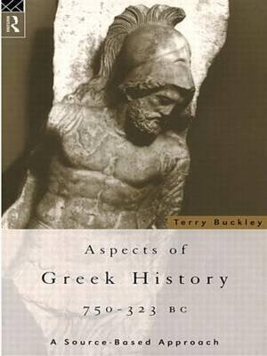 Cover of Aspects of Greek History 750 323bc