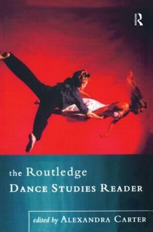 Cover of The Routledge Dance Studies Reader