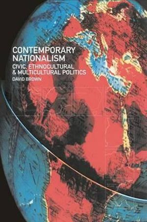 Cover of Contemporary Nationalism