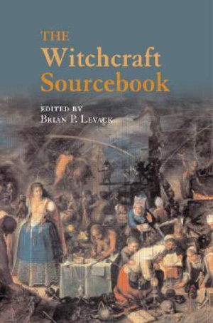 Cover of The Witchcraft Sourcebook