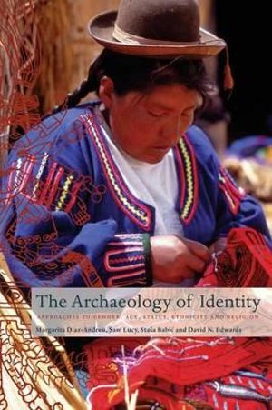 Cover of The Archaeology of Identity
