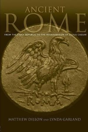 Cover of Ancient Rome: A Sourcebook