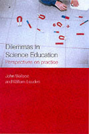 Cover of Dilemmas of Science Teaching