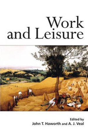 Cover of Work and Leisure