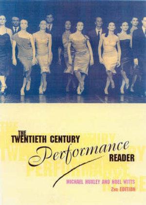 Cover of The Twentieth-Century Performance Reader
