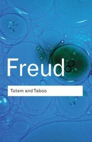 Cover of Totem and Taboo