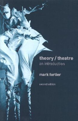 Cover of Theory/theatre