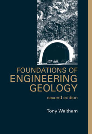 Cover of Foundations of Engineering Geology, Second Edition