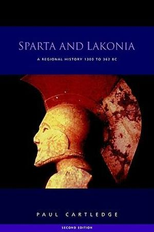 Cover of Sparta and Lakonia