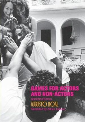 Cover of Games for Actors and Non-actors