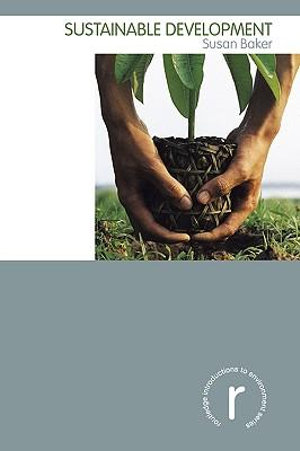Cover of Sustainable Development