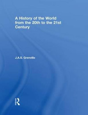 Cover of A History of the World from the 20th to the 21st Century