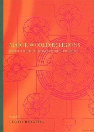 Cover of Major World Religions