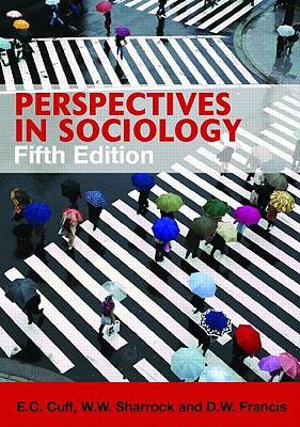 Cover of Perspectives In Sociology