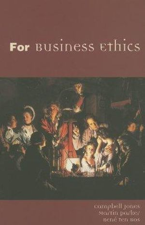 Cover of For Business Ethics