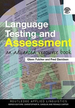 Cover of Language Testing and Assessment