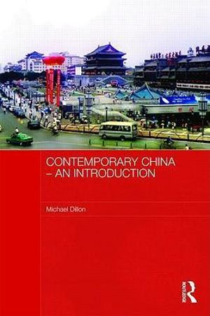 Cover of Contemporary China - an Introduction