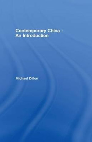 Cover of Contemporary China