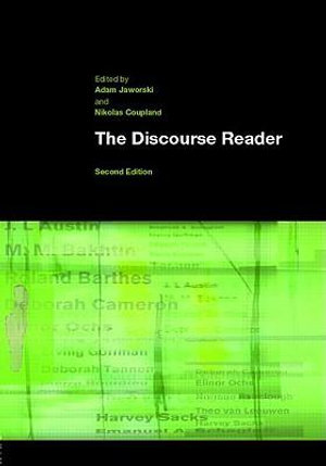 Cover of The Discourse Reader
