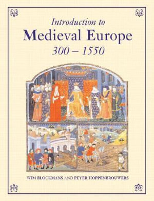 Cover of Introduction to Medieval Europe