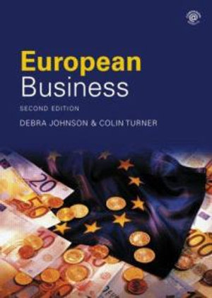 Cover of European Business