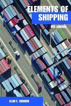 Cover of Elements of Shipping