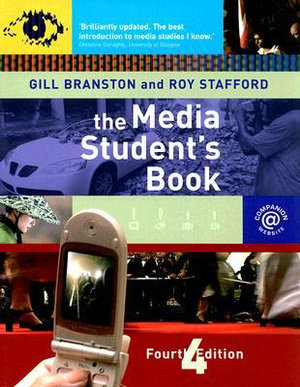 Cover of The Media Student's Book