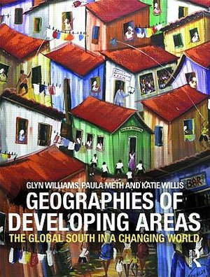 Cover of Geographies of Developing Areas
