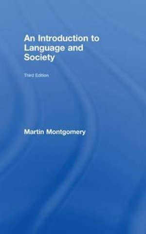 Cover of An Introduction to Language and Society
