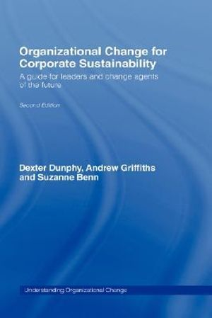 Cover of Organizational Change for Corporate Sustainability