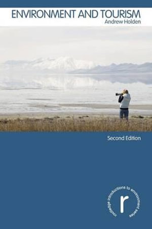 Cover of Environment and Tourism