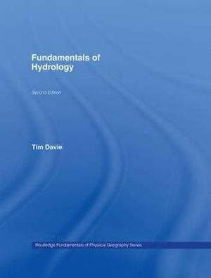 Cover of Fundamentals of Hydrology