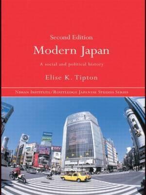 Cover of Modern Japan