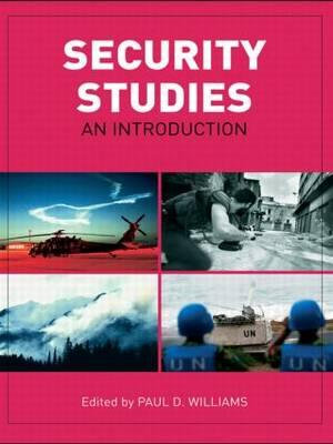 Cover of Security Studies