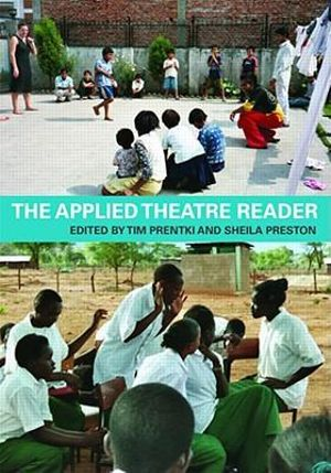 Cover of The Applied Theatre Reader