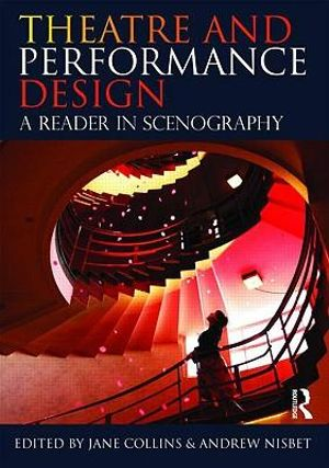 Cover of Theatre and Performance Design