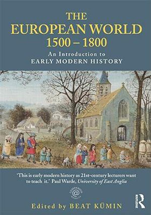 Cover of The European World 1500 1800