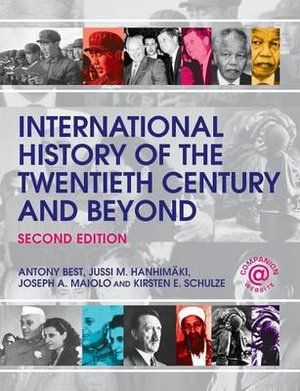 Cover of International History of the Twentieth Century and Beyond