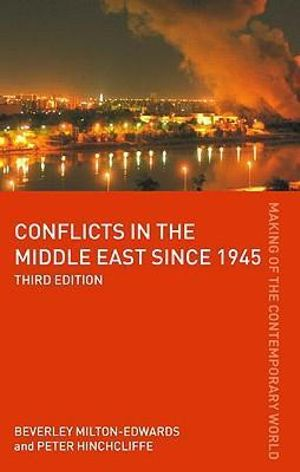 Cover of Conflicts in the Middle East Since 1945