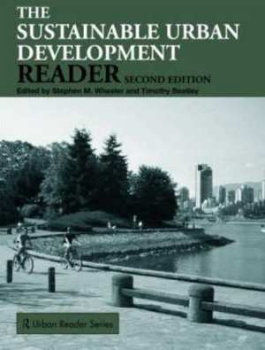 Cover of The Sustainable Urban Development Reader