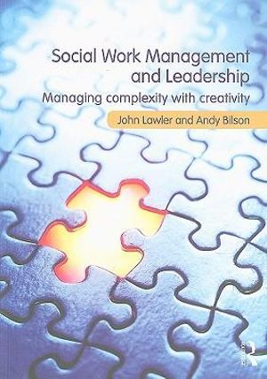 Cover of Social Work Management and Leadership