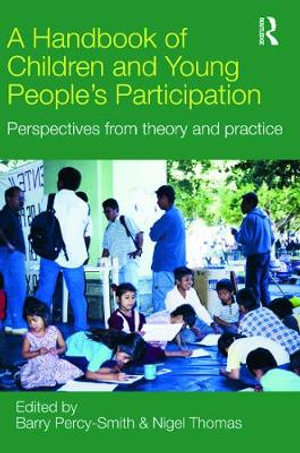 Cover of A Handbook of Children and Young People's Participation